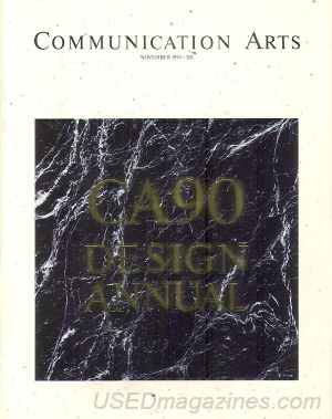 Communication Arts November 1990
