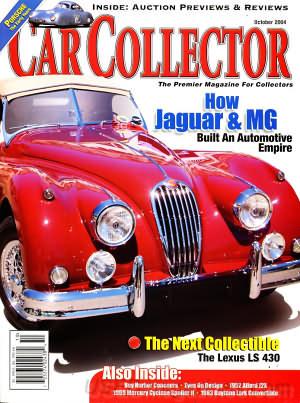 Car Collector and Car Classics October 2004