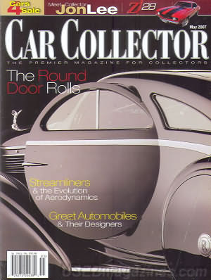 Car Collector and Car Classics May 2007