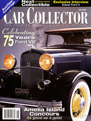 Car Collector and Car Classics June 2007