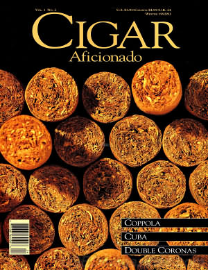 Cigar Aficionado Winter 1992