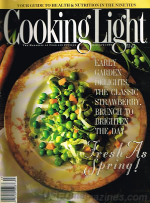 Cooking Light March/April 1990