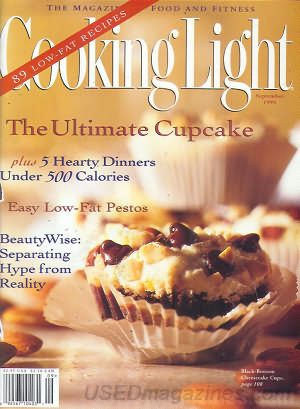 Cooking Light September 1995