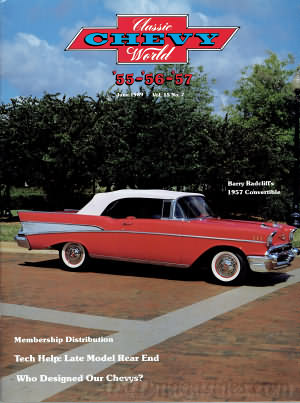 Classic Chevy World June 1989