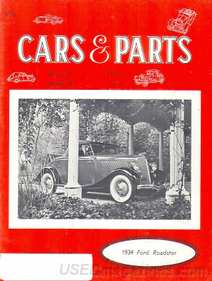 Cars & Parts March 1973
