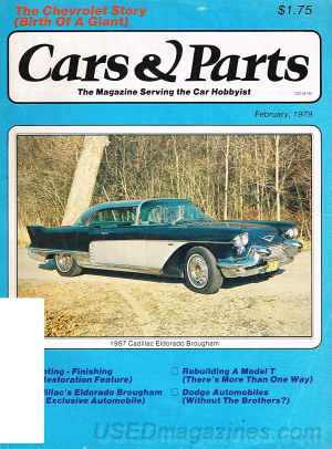 Cars & Parts February 1979