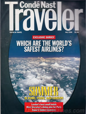 Conde Nast Traveler July 1990