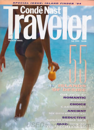 Conde Nast Traveler July 1994