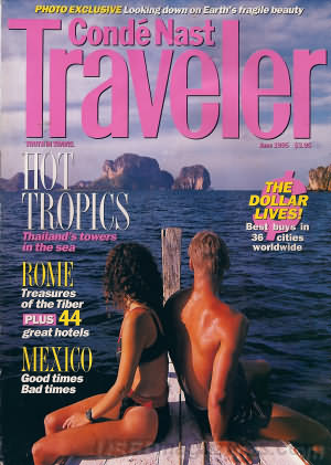 Conde Nast Traveler June 1995