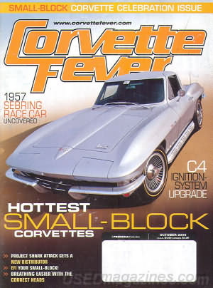 Corvette Fever October 2006