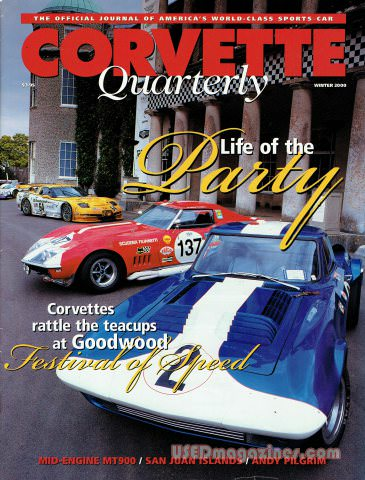 Corvette Quarterly Winter 2000