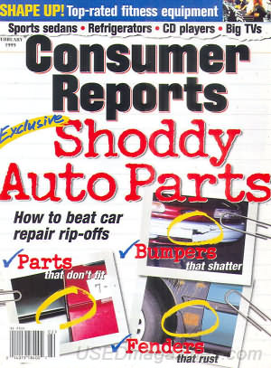 Consumer Reports February 1999