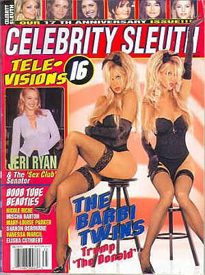 Celebrity Sleuth Number 35 (2004)