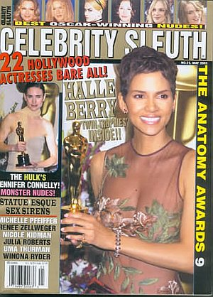 Celebrity Sleuth May 2003