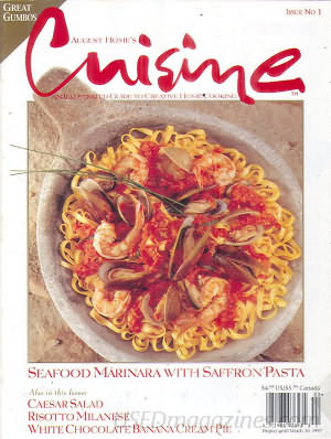 Cuisine (August Home) January 1997