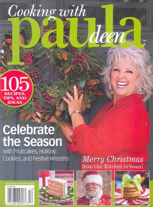 Cooking with Paula Deen November/December 2008