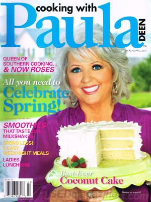 Cooking with Paula Deen March/April 2011