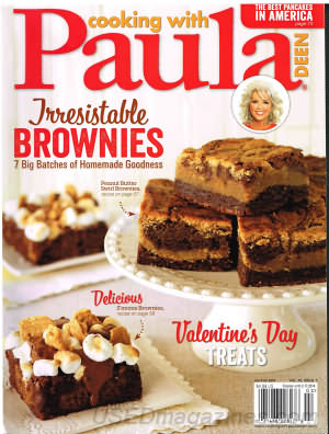 Cooking with Paula Deen January/February 2014