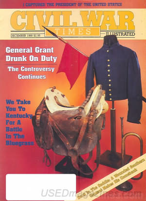 Civil War Times December 1988