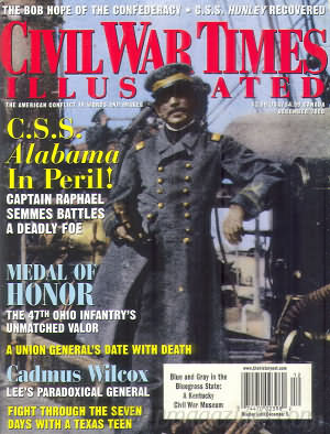 Civil War Times December 2000