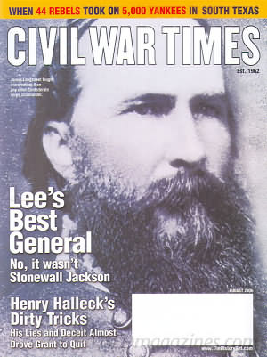 Civil War Times August 2006