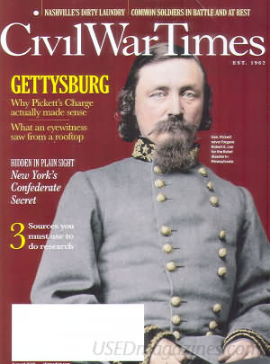 Civil War Times August 2012