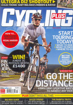 Cycling Plus July 2012