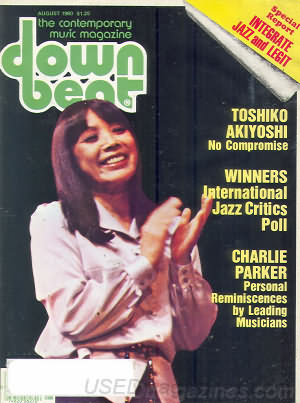 Down Beat August 1980