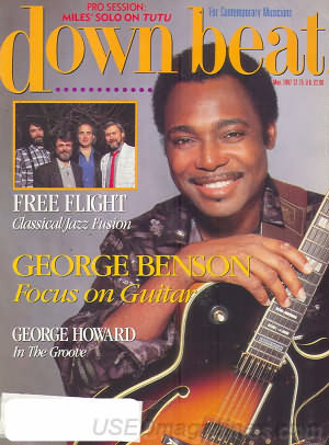 Down Beat May 1987
