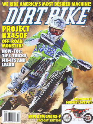Dirt Bike May 2012