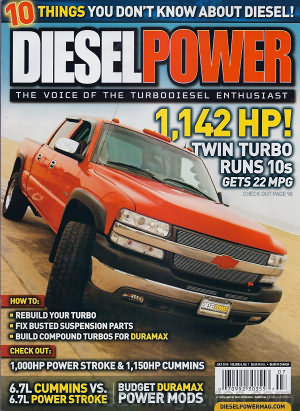 Diesel Power July 2010