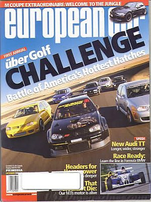 European Car October 2004