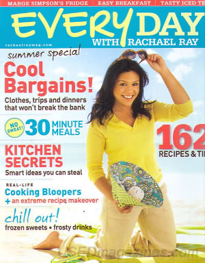 Everyday with Rachel Ray August 2007