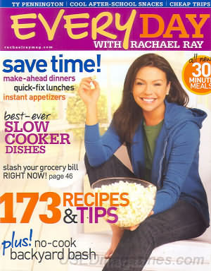 Everyday with Rachael Ray September 2007