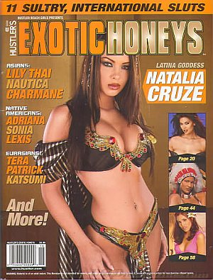 Hustler's Exotic Honeys #18