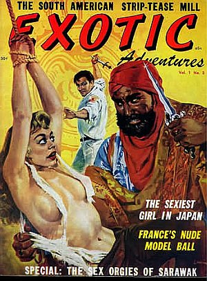 Exotic Adventures Volume 1 Number 3 (1959)