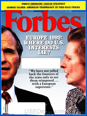 Forbes January 22, 1990