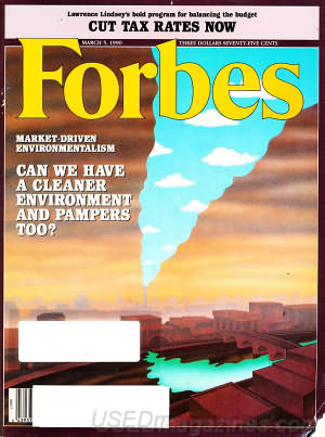 Forbes March 05, 1990