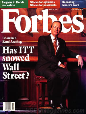 Forbes March 25, 1996