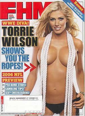 FHM (For Him Magazine) September 2006