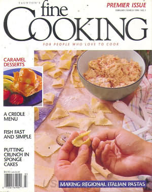 Fine Cooking February/March 1994