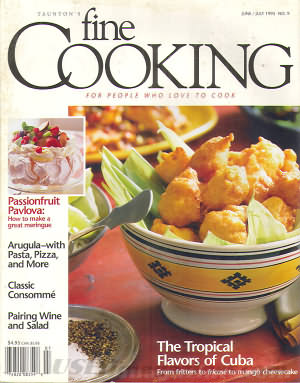Fine Cooking June/July 1995