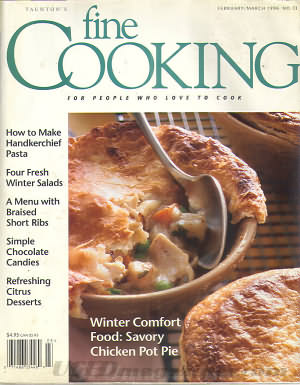 Fine Cooking February/March 1996