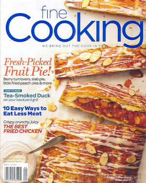 Fine Cooking August/September 2010