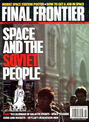 Final Frontier January/February 1990