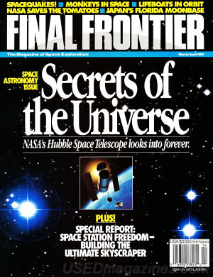 Final Frontier March/April 1990