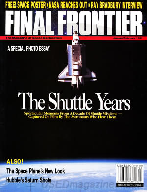 Final Frontier January/February 1991