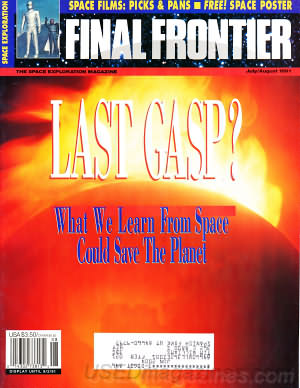Final Frontier July/August 1991