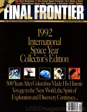 Final Frontier January/February 1992