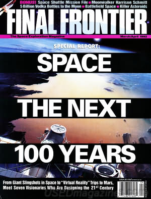 Final Frontier March/April 1992